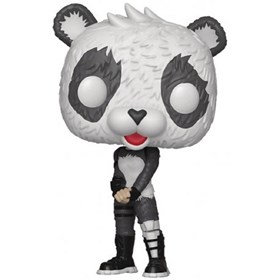 Funko Pop P.A.N.D.A. Team Leader #515 - Panda Fortnite - Games