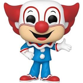 Funko Pop Palhaço Bozo The Clown #64 - Pop Icons!