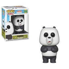 Funko Pop Panda #550 - Ursos sem Curso - Bare Bears - Animation