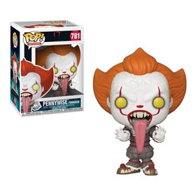 Funko Pop Pennywise Funhouse #781 - IT A Coisa - Chapter 2