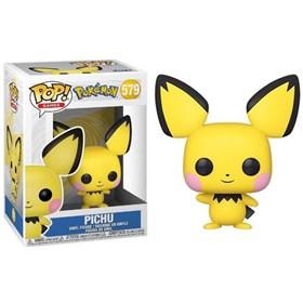 Funko Pop Pichu #579 - Pokemon