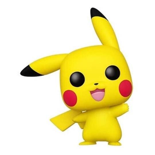 Funko Pop Pikachu #553 - Pokemon