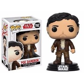 Funko Pop Poe Dameron #192 - Os Últimos Jedi - Star Wars