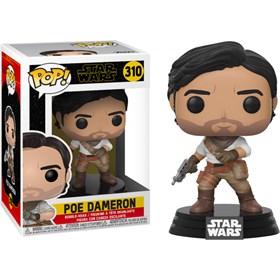 Funko Pop Poe Dameron #310 - The Rise of Skywalker - A Ascenção Skywalker - Star Wars