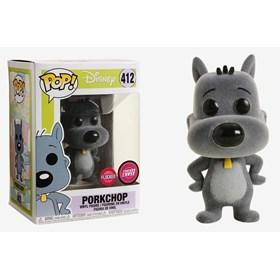 Funko Pop Porkchop Flocked Chase Edition #412 - Doug Disney