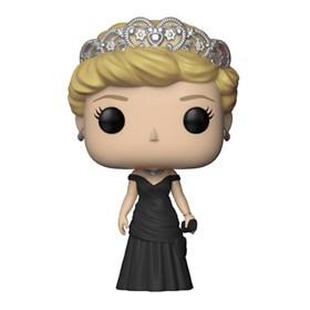 Funko Pop Princesa Diana #03 - Família Real - Royals