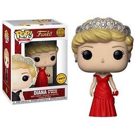 Funko Pop Princesa Diana Chase Edition #03 - Família Real - Royals