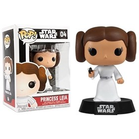 Funko Pop Princess Leia #04 - Princesa Leia - Star Wars