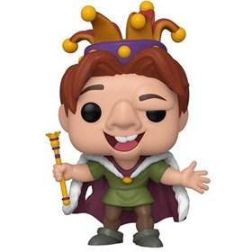 Funko Pop Quasimodo Fool #634 - Corcunda de Notre-Dame - Disney