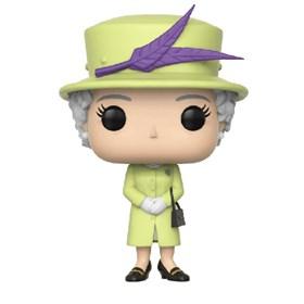 Funko Pop Queen Elizabeth II #01 Royal Wedding - Rainha Elizabeth - Família Real - Royals