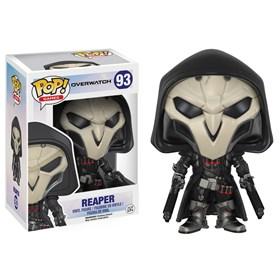 Funko Pop Reaper #93 - Overwatch - Games
