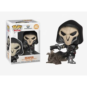 Funko Pop Reaper Wraith #493 - Overwatch - Games