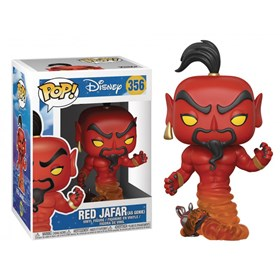 Funko Pop Red Jafar #356 - Aladdin - Disney