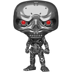 Funko Pop Rev-9 #820 - Terminator Dark Fate - Exterminador do Futuro - Movies