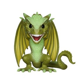 Funko Pop Rhaegal #47 - Dragão Rhaegal - Game Of Thrones