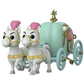Funko Pop Rides Cinderella's Carriage #78 - Cinderela - Disney