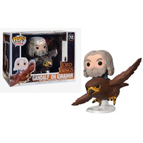 Funko Pop Rides Gandalf on Gwaihir #72 - Lord of the Rings - Senhor dos Anéis