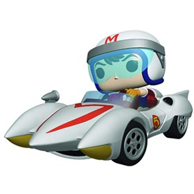 Funko Pop Rides Speed Racer with Mach 5 #75 - Speed Racer