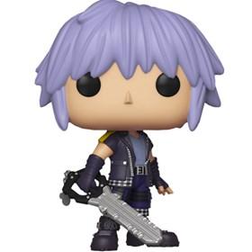 Funko Pop Riku #488 - Kingdom Hearts 3 - Games - Disney