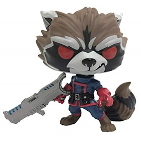 Funko Pop Rocket Raccoon Classic Comic Version #396 - Marvel