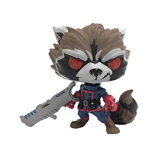 Funko Pop Rocket Raccoon Classic Comic Version #396 - Marvel