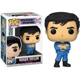 Funko Pop Roger Taylor #128 - Pop Rocks! Duran Duran