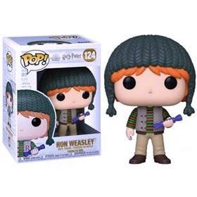 Funko Pop Ron Weasley #124 - Harry Potter