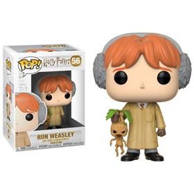 Funko Pop Ron Weasley Herbology #56 - Harry Potter