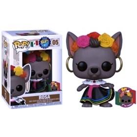 Funko Pop Rosa #05 - Mexico - Around the World