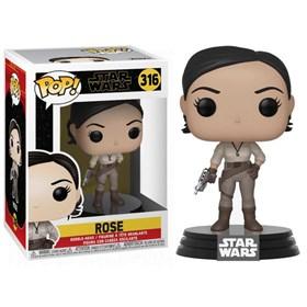 Funko Pop Rose #316 - The Rise of Skywalker - A Ascenção Skywalker - Star Wars