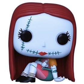 Funko Pop Sally Sewing #806 - Nightmare Before Christmas - O Estranho Mundo de Jack