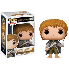 Funko Pop Samwise Gamgee #445 - O Senhor Dos Anéis - Lord of the Rings