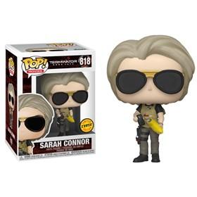 Funko Pop Sarah Conor Chase Edition #818 - Terminator Dark Fate - Exterminador do Futuro