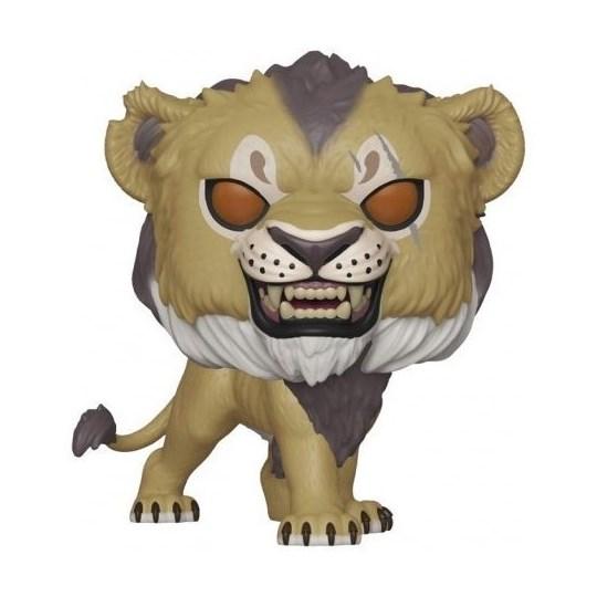 Funko Pop Scar #548 - The Lion King - O Rei Leão Filme - Disney