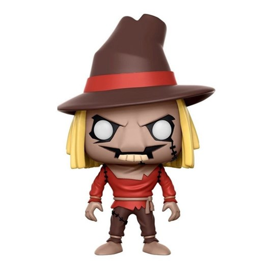 Funko Pop Scarecrow #195 Espantalho - Batman Animated Series