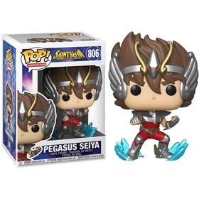Funko Pop Seiya de Pégaso - Pegasus Seiya #806 - Saint Seiya - Cavaleiros do Zodíaco