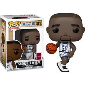 Funko Pop Shaquille O'Neal #81 - Orlando Magic - NBA