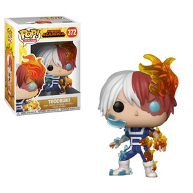 Funko Pop Shoto Todoroki #372 - Boku no Hero - My Hero Academia