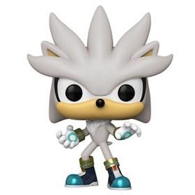 Funko Pop Silver #633 - Sonic The Hedgehog