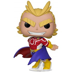 Funko Pop Silver Age All Might #608 - My Hero Academia - Boku no Hero - Animation