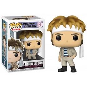 Funko Pop Simon Le Bon #126 - Pop Rocks! Duran Duran