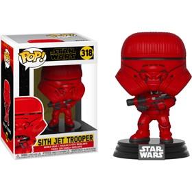 Funko Pop Sith Jet Trooper #318 - The Rise of Skywalker - A Ascenção Skywalker - Star Wars