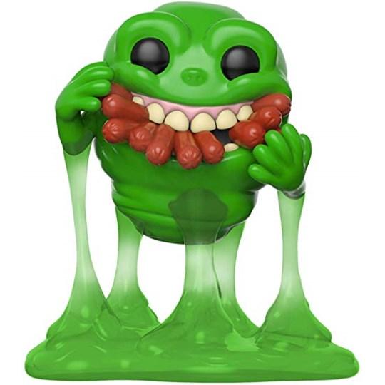 Funko Pop Slimer #747 - Ghostbusters Os Caça Fantasmas