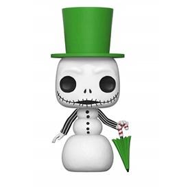 Funko Pop Snowman Jack #448 - O Estranho Mundo de Jack Disney