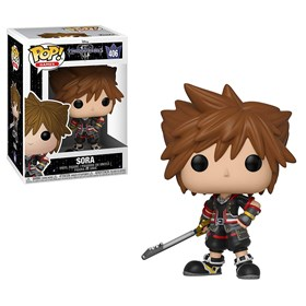 Funko Pop Sora #483 - Kingdom Hearts 3 - Games - Disney