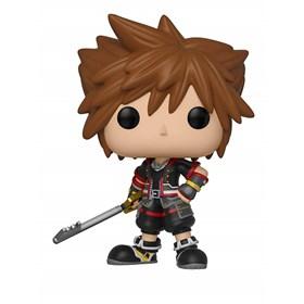 Funko Pop Sora #483 - Kingdom Hearts 3 - Games - Disney