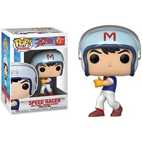 Funko Pop Speed Racer in helmet #737 - Speed Racer
