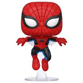 Funko Pop Spider-Man #593 - First Appearance Homem-Aranha - Marvel