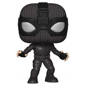 Funko Pop Spider-Man Stealth Suit #469 - Homem-Aranha Far From Home - Marvel