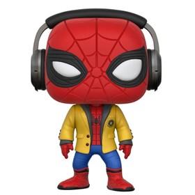 Funko Pop Spider-Man w/ Headphones #265 - Home Coming Marvel